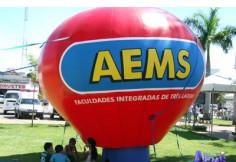 AEMS e Feirão de Saúde de Três Lagoas