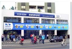 Foto Centro SEDUC Curitiba
