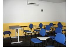 Salas climatizadas cmo ar condicionado SPLIT.