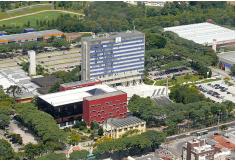 Vista do Campus Curitiba-PR