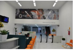 Foto Centro NAPTEC - Núcleo de Aprendizado Profissional e Tecnológico Curitiba