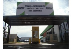 Foto Unipac Bom Despacho Minas Gerais Centro