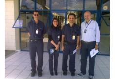 Visita de funcionários da Usiminas.