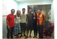 Foto Centro Carioca Languages