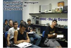 Centro CEBRAC - Centro Brasileiro de Cursos - Sede Ilha do Governador Rio de Janeiro Capital Rio de Janeiro