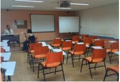 Foto Centro Colégio INACI e Faculdade FINACI