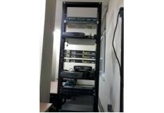 Rack para cursos da CISCO