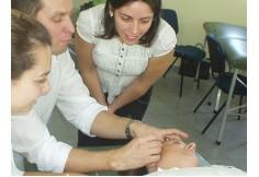 aulas práticas com professores qualificados