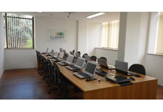 Foto Centro Clarify Treinamento São Paulo Capital