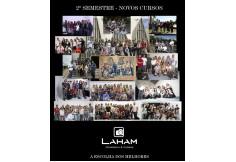Laham Cursos - a escolha dos melhores