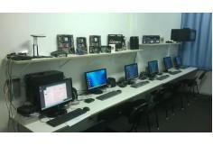 Laboratório de aulas práticas curso infobrap rj