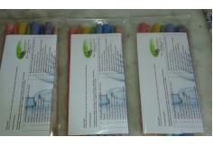 kit de cone hindu coloridos