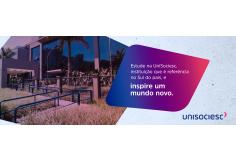 Foto UNISOCIESC – Sociedade Educacional de Santa Catarina – Pós Graduação Online Curitiba Paraná