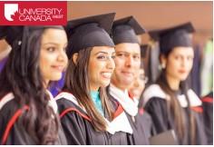 University Canada West Canadá Brasil Centro