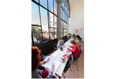 Foto Scuola Leonardo da Vinci - Florença Itália Brasil